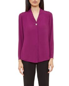 Ted Baker Elizaa V-neck blouse