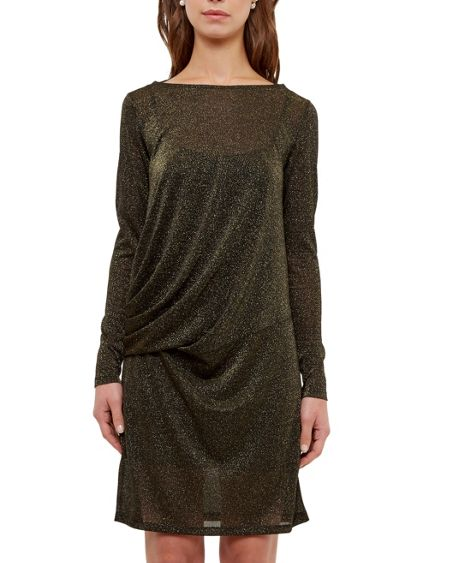 Ted Baker Ethia Sparkle layered dress