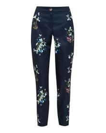 Ted Baker Elopia Entangled Enchantment trousers