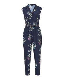 Ted Baker Ficia Entangled Enchantment jumpsuit