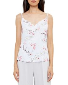 Ted Baker Sirlie Oriental Blossom Cami Top