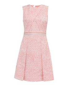 Ted Baker Hoprr Fish print dress