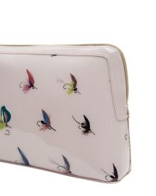 Ted Baker Lyman Fly fishing large wash bag