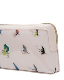 Ted Baker Delfia Fly fishing small wash bag