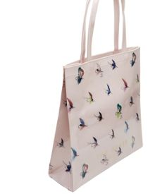 Ted Baker Talicon Fly fish shopper bag