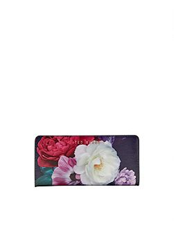 Darenio Blushing Bouquet matinee purse