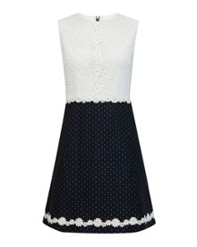 Ted Baker Olara Daisy Lace Shift Dress