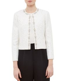 Ted Baker Chila Embellished suit jacket