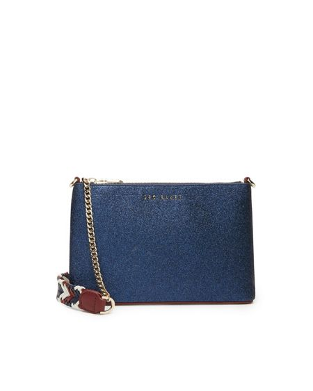 Ted Baker Shaw Sparkle cross body bag