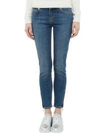 Ted Baker Lallita Mid wash skinny jeans