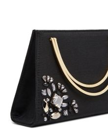 Ted Baker Jacki Embellished clutch bag