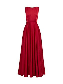 Liyee Cut-out maxi dress