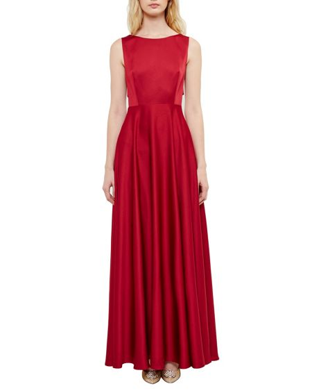 Ted Baker Liyee Cut-out maxi dress
