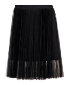 Ted Baker Filita Pleated Tulle Skirt