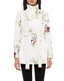 Ted Baker Phillis Spring Meadow Wool And Cashmere-Blend Sho