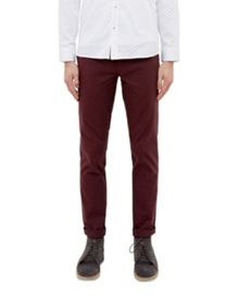 Ted Baker Tintea Textured Cotton Chinos