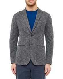 Ted Baker Italy Textured Jersey Blazer