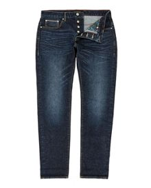 Ted Baker Spolky Straight Fit Selvedge Jeans