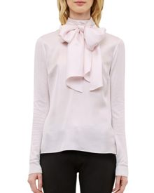 Ted Baker Babri Oversized Neck Tie Jumper