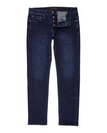 Ted Baker Slippa Straight Fit Dark Wash Jeans