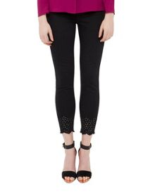 Ted Baker Massiee Embroidered Skinny Jeans