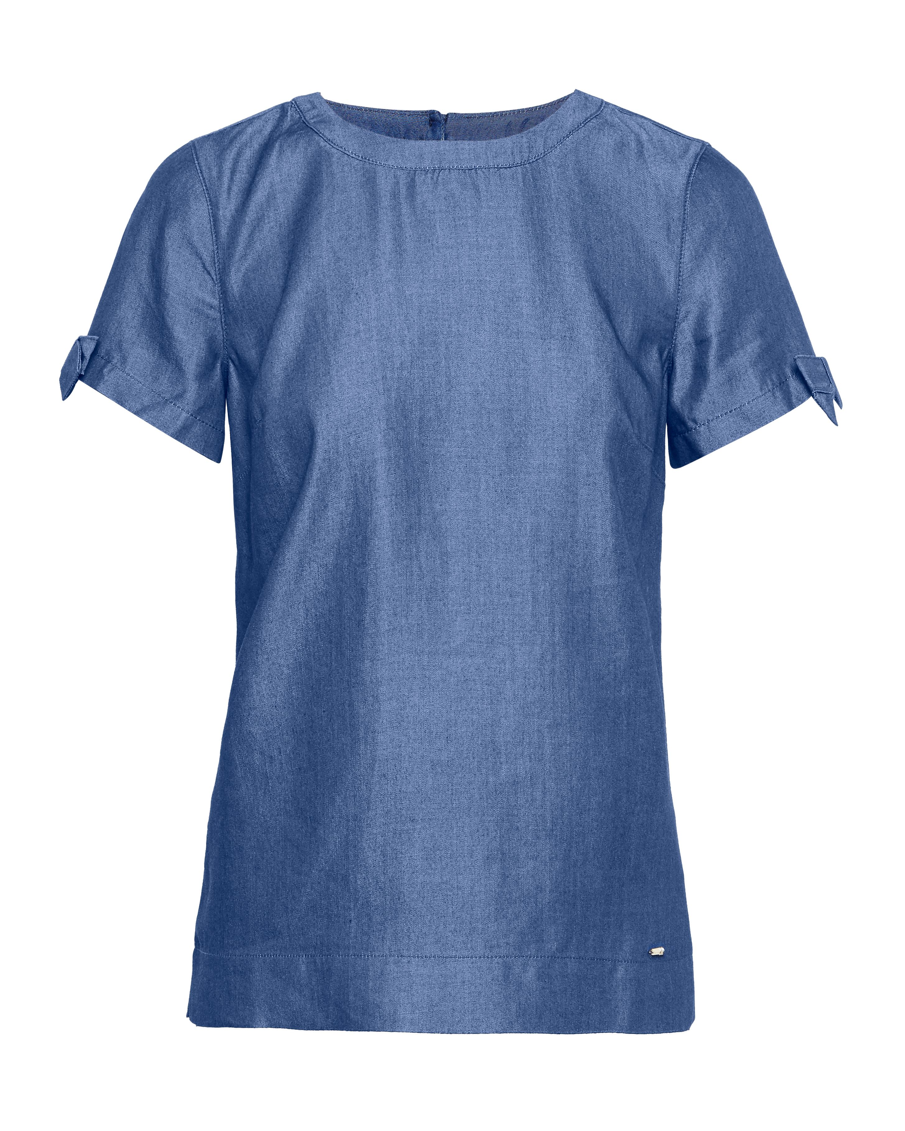 Ted Baker Brutee Bow Tie T-Shirt, Blue