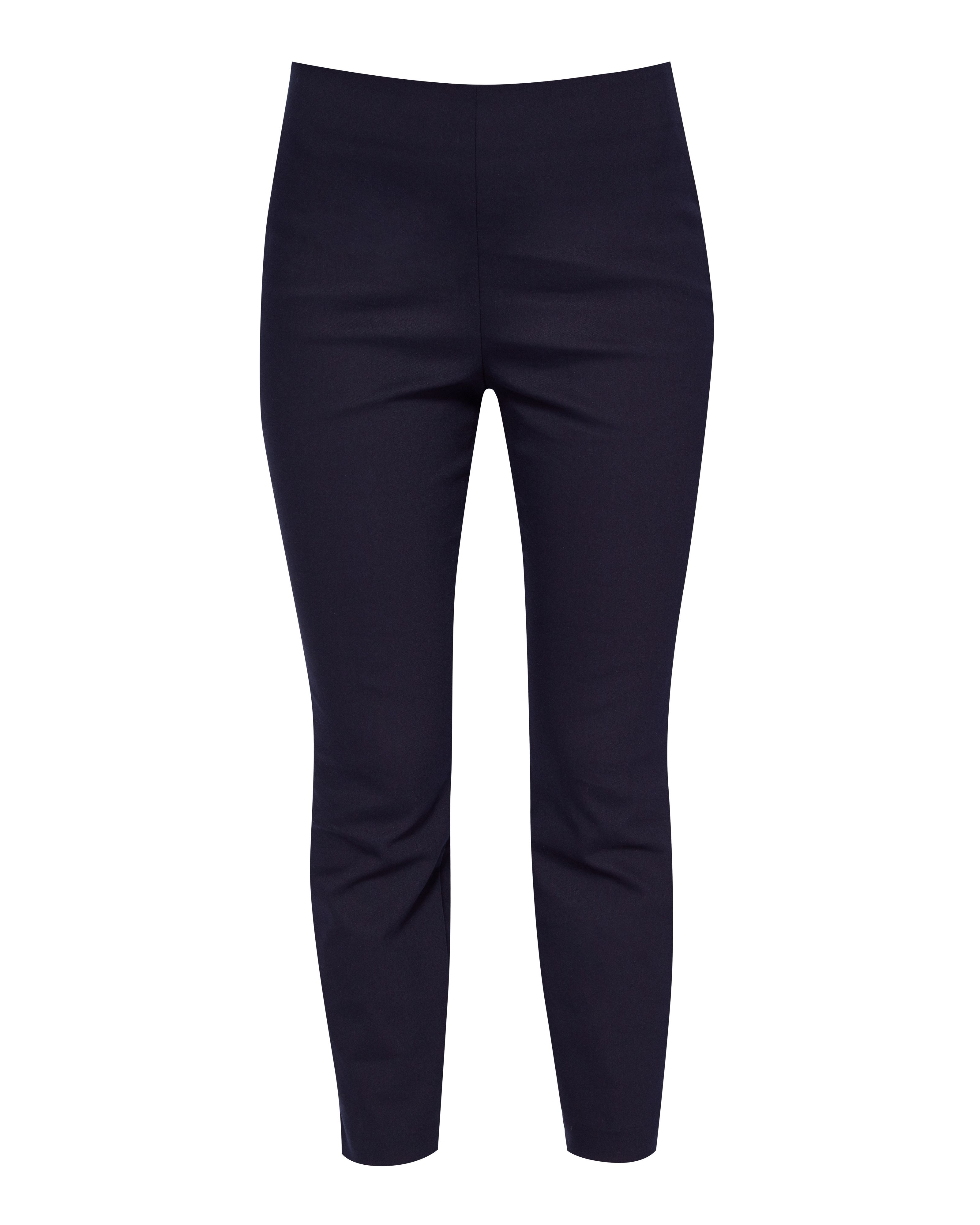 Ted Baker Baylea Cropped Trousers, Blue