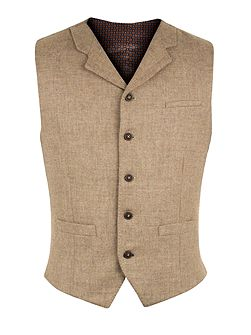 Taupe Vest