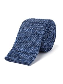 Gibson Blue Knit Tie