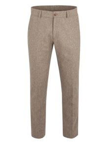 Gibson Sand Donegal Trousers