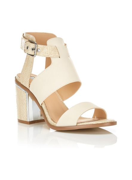 Miss Selfridge Sydney 3 part sandal
