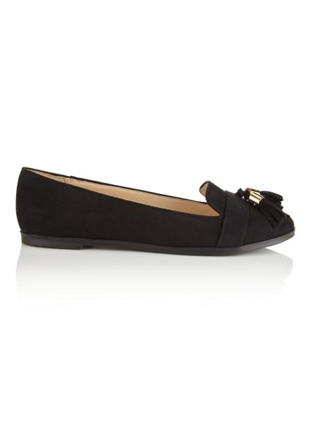 Miss Selfridge Ester Tassel Loafer