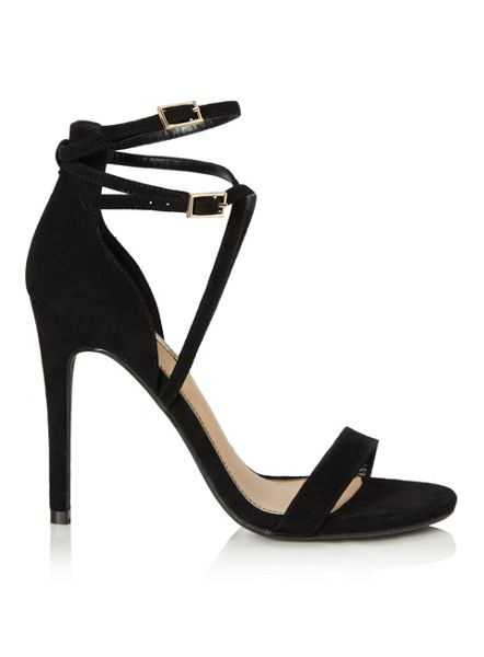 Miss Selfridge Charis Barely There Sandal