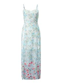 Miss Selfridge Petites Floral Maxi Dress