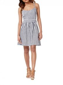 Miss Selfridge Petites Stripe Sundress