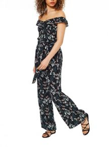 Miss Selfridge Bardot Bardot Jumpsuit