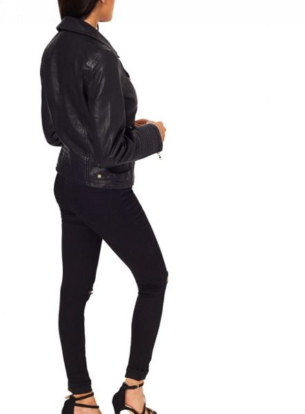 Miss Selfridge Elsy Pu Biker