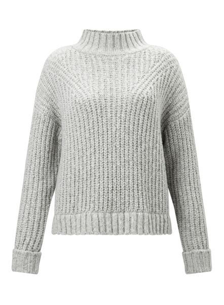 Miss Selfridge Grey Chunky 2 In 1