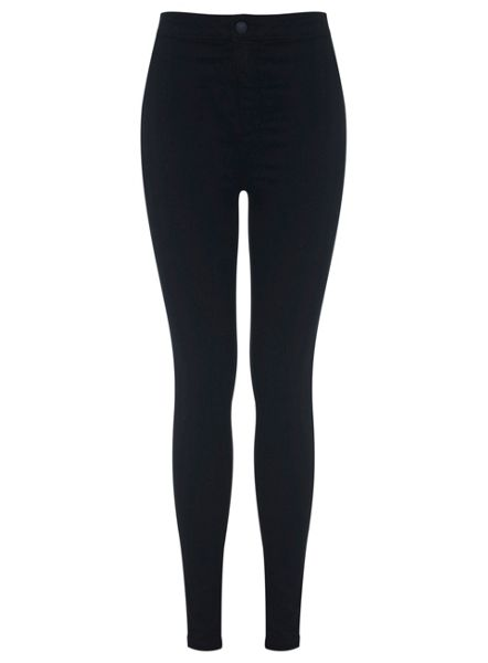 Miss Selfridge Rblack Steffi Super High Waist