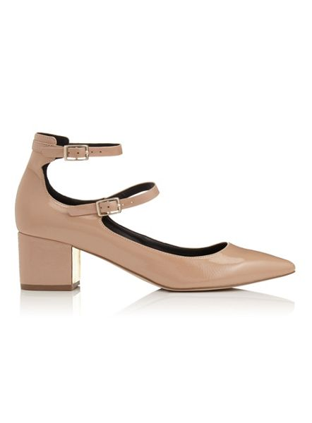 Miss Selfridge Grazia Pointed Dolly Shoe