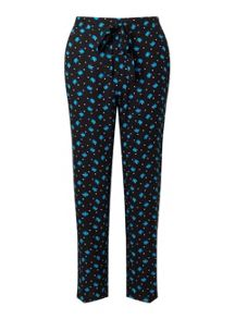 Miss Selfridge Petites Tile Print Jogger