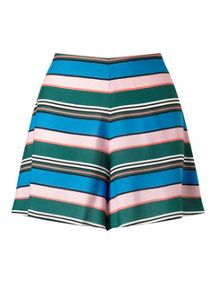 Miss Selfridge Petites Stripe Flippy Skort