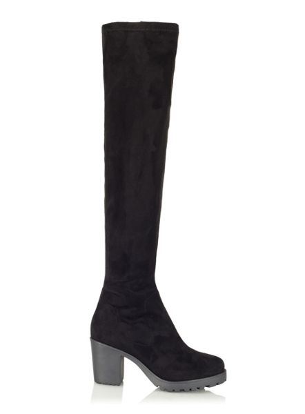 Miss Selfridge Kylie Over The Knee Boots