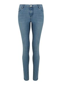 Miss Selfridge R Sofia Light Blue Jean