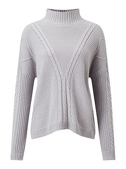Gry Cable Chunky Jumper