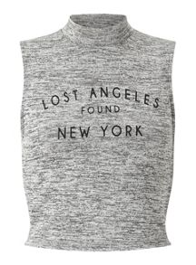 Miss Selfridge Petites Lost Angeles Top