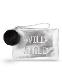 Miss Selfridge Wild Child Clutch