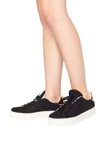 Miss Selfridge Eva Flatform Trainers