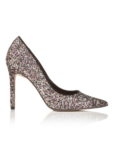 Miss Selfridge Glitz Glitter Court