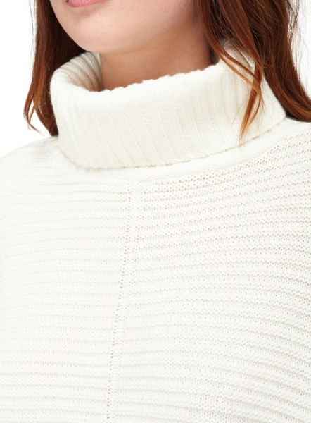 Miss Selfridge Cream Chunky Knitted Jumper